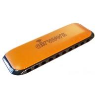 Suzuki Airwave Harmonica - Orange