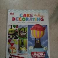 Harga asli cake decorating untuk pemula dan menengah buku hobi   WIKIPRICE INDONESIA