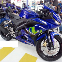 Kredit Motor Yamaha R15 ALL NEW GP MOVISTAR 2018