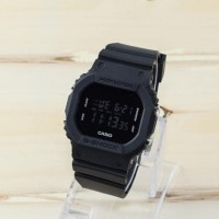 CASIO GSHOCK DW5600 JAM G-SHOCK DW-5600 ALL BLACK Murah