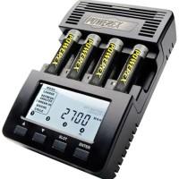 DIJUAL MAHA POWEREX MH-C9000 WIZARDONE CHARGER-ANALYZER FOR 4 AA/AAA