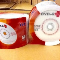Dijual Dvd-R Plus Gt-Pro 16X 4.7Gb (Tabung 50Pcs) Murah