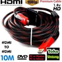 Promo Kabel Hdmi To Hdmi 10 Meter Hot
