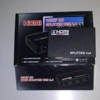 Promo Hdmi Splitter 4 Port Murah
