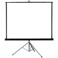 "Dijual Tripod Screen Projector (Layar Proyektor 70"") Limited"
