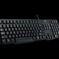 Dijual Logitech Keyboard K100, K 100, K-100 Kabel Ps2 Diskon