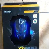 Jual Mouse Gaming Rexus G3 Berkwalitas