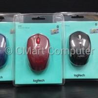 Jual Logitech M337 Bluetooth Wireless Mouse Unik