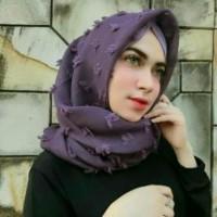 Jilbab / Hijab Instan / Rubiah Segi Empat / Kerudung / Square / Scarf
