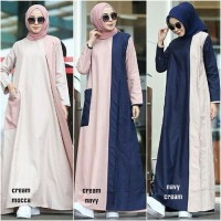 baju model sekarang butik online murah Afika Dress