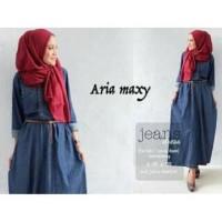Basic Jeans Maxi (Aria Maxi Jeans)