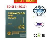 Harga buku kesehatan terbaru original farmakologi dan terapi ed 6 ui | Pembandingharga.com