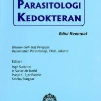 Harga buku kesehatan original parasitologi kedokteran 4e staf | Pembandingharga.com