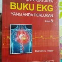 Harga buku kesehatan satu satunya buku ekg yang anda perlukan ed 8 | Pembandingharga.com