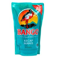 KECAP MANIS BANGO 600ML (HIJAU)