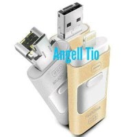 Flashdrive Flashdisk OTG IPHONE 3IN1 128GB For all IPho Limited