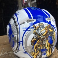 Helm Anak GM Transformer