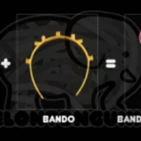 Bando Glow in The Dark / Glow Bunny Ears