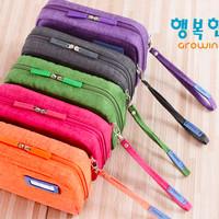 Korean Bankbook Pocket (Pocket untuk tempat buku bank dan kosmetik)