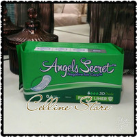 Pembalut Angels Secret Anion Panty Liner