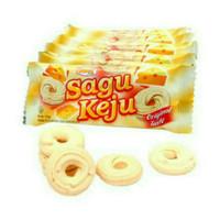 Sagu Keju Happy Time 20pcs
