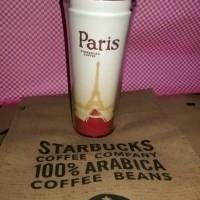 Starbucks Tumbler Paris