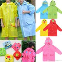 jas hujan import untuk anak anak motif lucu