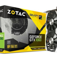 VGA CARD GPU ZOTAC NVIDIA GTX 1060 6GB Gddr5 AMP mining 1070 ti oc