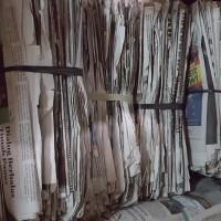 Koran Bekas/Untuk Keperluan Packing/Berat 1 kg/Koran Jawa Pos Saja