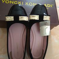 Sepatu Flat Shoes Wanita Yongki Komaladi YP01