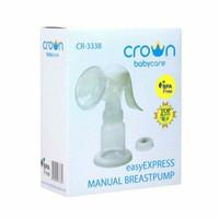 Crown Breastpump /pompa asi manual
