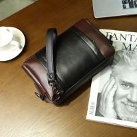 ARSY BAG clucth pria wanita bisa tas selempang kulit handbag hand bag