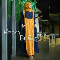 Longdress/Maxydress/Gamis/Hijab Maxi Balotely Bagus Kualitas Butik
