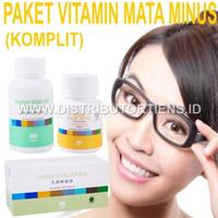 Paket Mata Minus Komplit Tiens Herbal | Tianshi Paket Mata Minus Ampuh