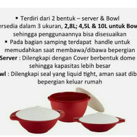 Harga Legacy Server Tupperware Travelbon.com
