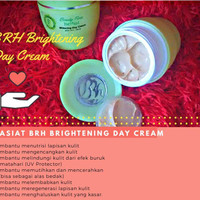 BRH DAY CREAM / BEAUTY ROSE HERBAL CREAM SIANG / KRIM SIANG