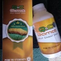 Obat Herbal Maag Kronis/Akut,GERD,Tukak Lambung -QNC JELLY GAMAT