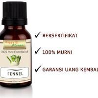 JUAL Fennel Essential Oil (Minyak Adas) 10ml Seiras Young Living