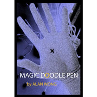 JUAL Alat Sulap: Magic Doodle Pen Import (bonus 2 DVD variasi cara pem