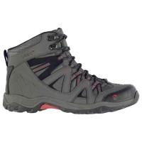 Sepatu Gelert Ottawa Waterproof Mid Mens Walking Boots - Grey