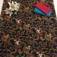 KKK557 Batik Katun Bahan Rok Lilit & Kt.Oil Bawahan Kebaya Wisuda