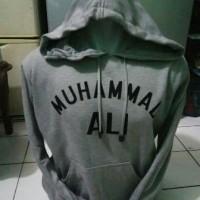 switer jaket muhammad ali t shirt hoodie jumper muhammad ali abu-abu