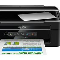 Epson Printer Multifungsi L405 Wifi-Hitam Print, Scan, Copy