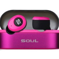 ST-XS Superior High Performance True Wireless Earphone SOUL Pink