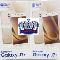 SAMSUNG GALAXY J7+ / J7 PLUS GARANSI SEIN 1 TAHUN