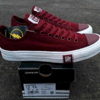 sepatu sneaker pria converse low undefeated port royale import vietnam