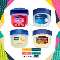 VASELINE Lip Therapy Skin Jelly ORIGINAL Pelembab Kulit & Bibir / 7gr