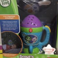 Leap Frog - Scout's Goodnight Light - Lampu Tidur - Mainan bayi