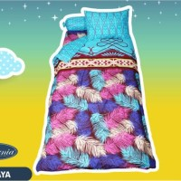 MS4 SPREI CALIFORNIA NARAYA No 4 SINGLE 100 BED BANTAL ORIGINAL