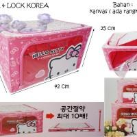 Hello Kitty Lock & Lock Living Box (Love Pink) 032421